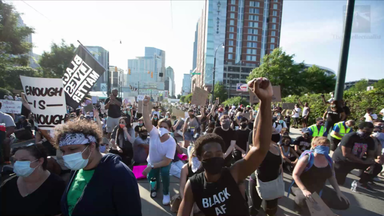 Armed Black Men Arrested At NC Protest While Armed White Men Avoid Charges