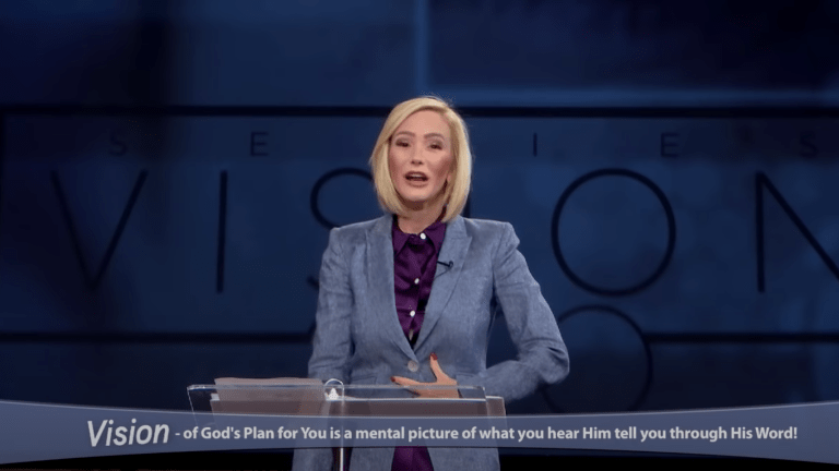 Trump Pastor: 'To Say No To President Trump Would Be Saying No To God'