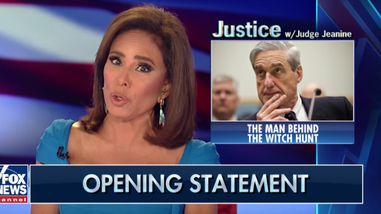 'Judge Jeanine' Owes Contractors $600k From A Failed 2006 Senate Run
