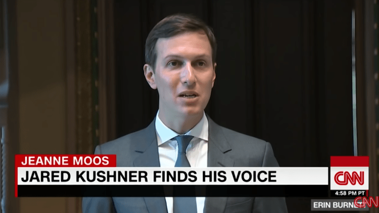Harvard Law Professor: Jared Kushner Is The 'Benedict Arnold' Of Our Era