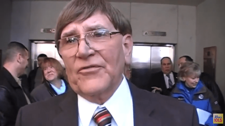 New Jersey Councilman Makes Lite Of Deeply Anti-Semitic Statement
