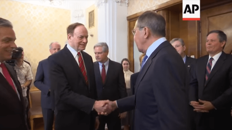 In 2018, Why Did 8-Republican U.S. Senators Spend July 4th In Moscow?