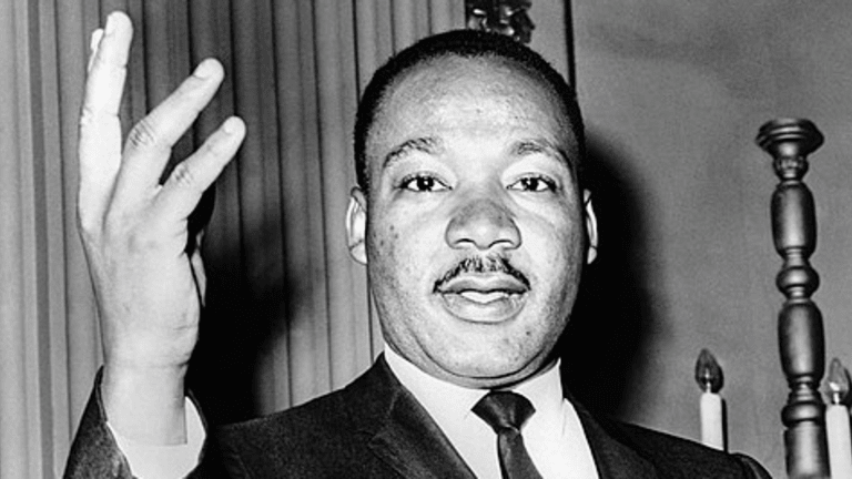 Dr. Martin Luther King Jr. On Cowardice In The Face Of Injustice
